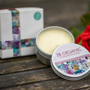 2B Organic - B Cleansed Facial Cleansing Balm