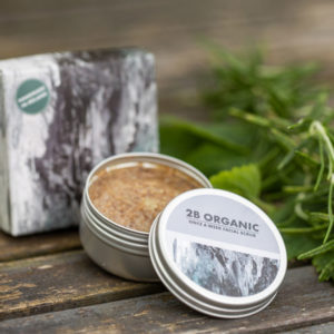 2B Organic - Male Once A Week Facial Scrub